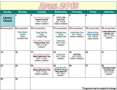 April Calendar Back 2018 (4)